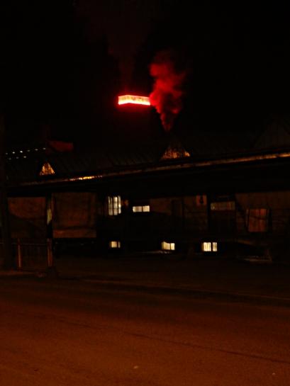 Güterbahnhof, Bern, 20h30
